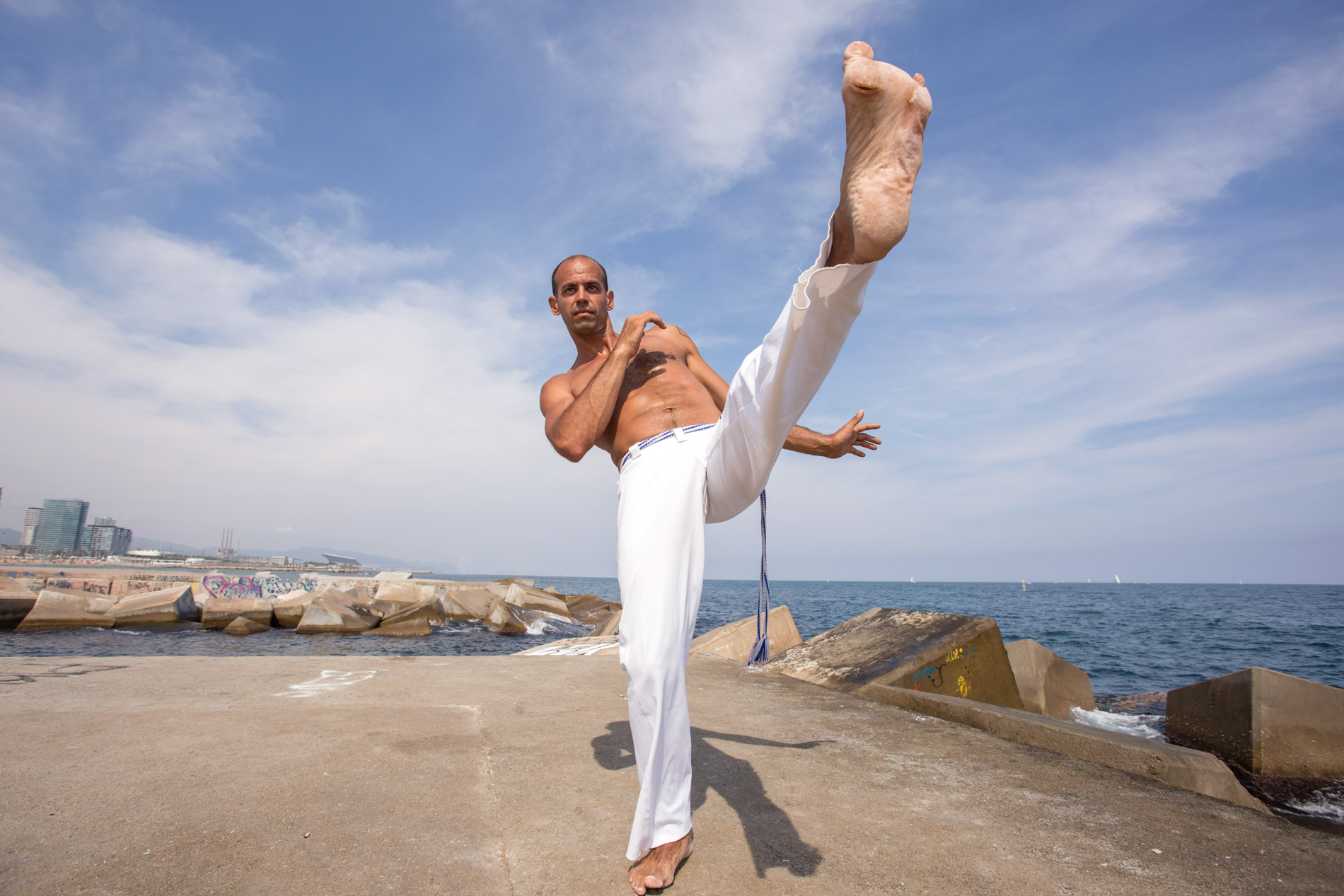 Beneficios de la Capoeira
