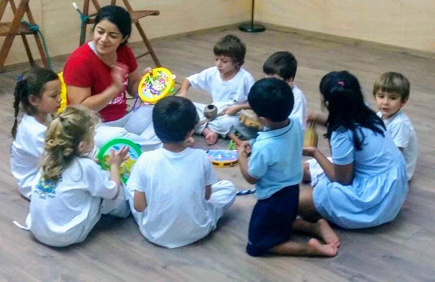 ¿Qué aporta la Capoeira para niños?