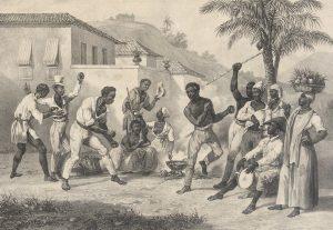 Origen de la Capoeira 1